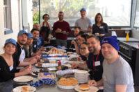 Vocus volunteers at Ronald McDonald House