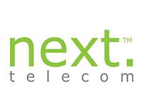 Next Telecom Logo
